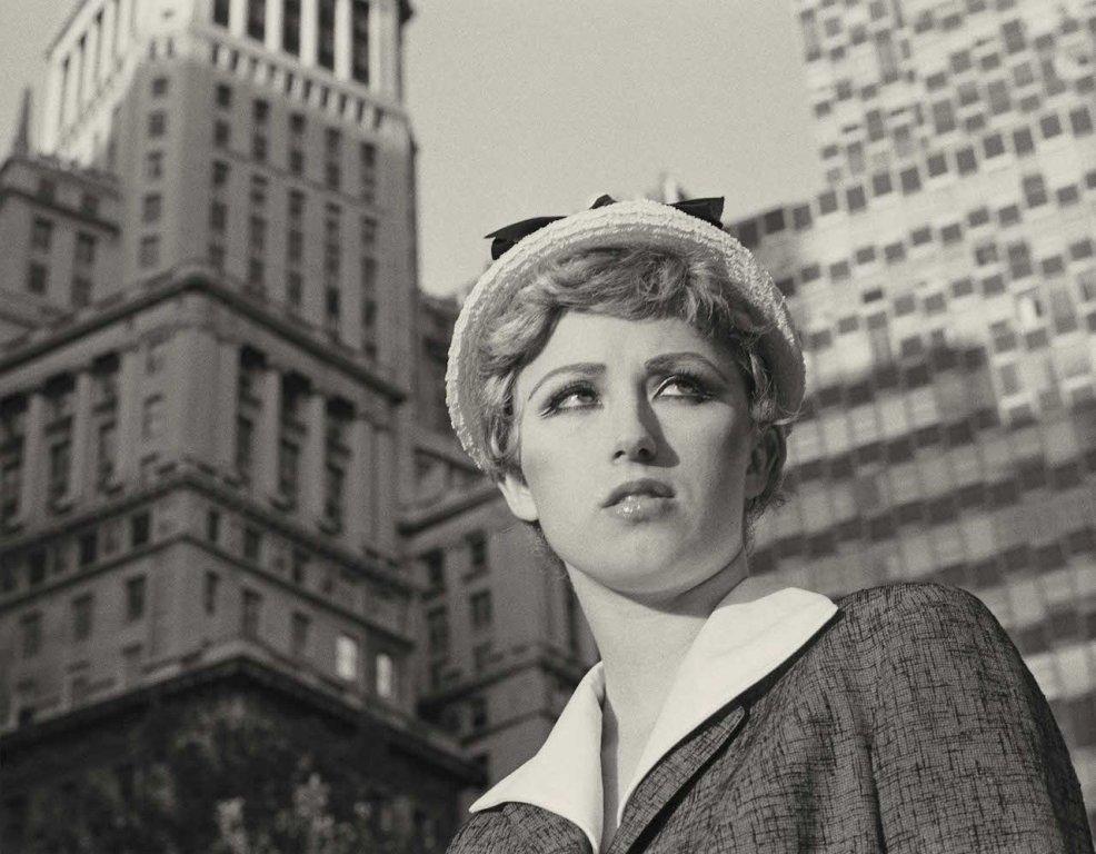 סינדי שרמן, פורטרט עצמי, 1978