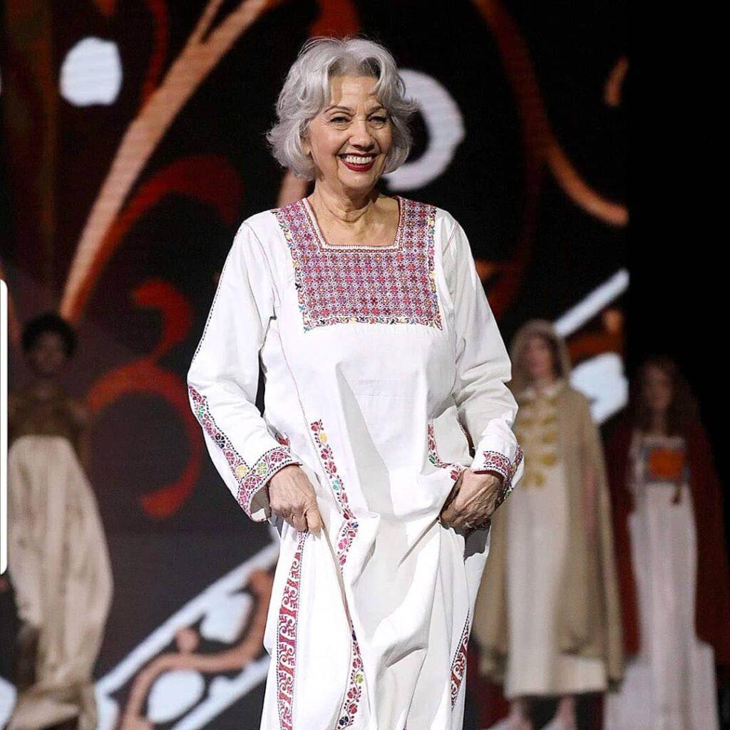 נורית גפן על מסלול 70 שנות אופנה ישראלית (צילום: עידו איז'ק)