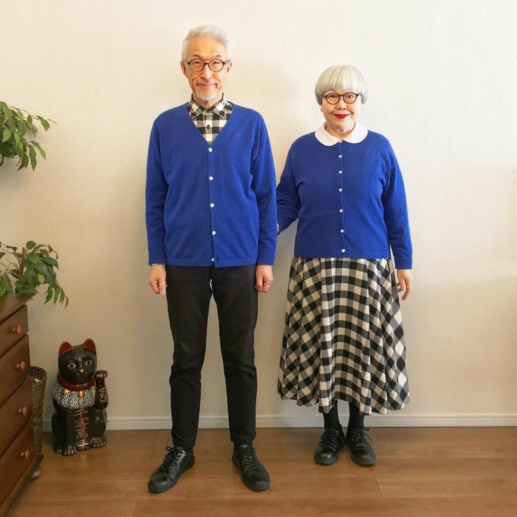 לובשים בגדים תואמים בכל יום בשנה