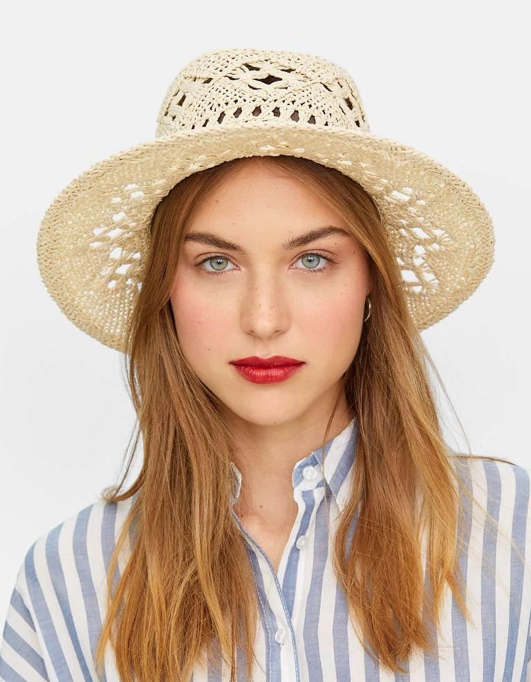 כובע קש בסריגה ידנית, סטרדיבריוס