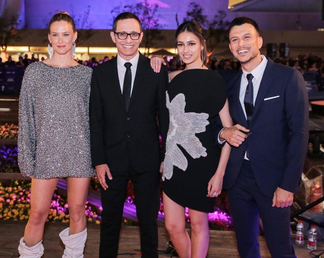 ארבעת מנחי אירוויזיון 2019