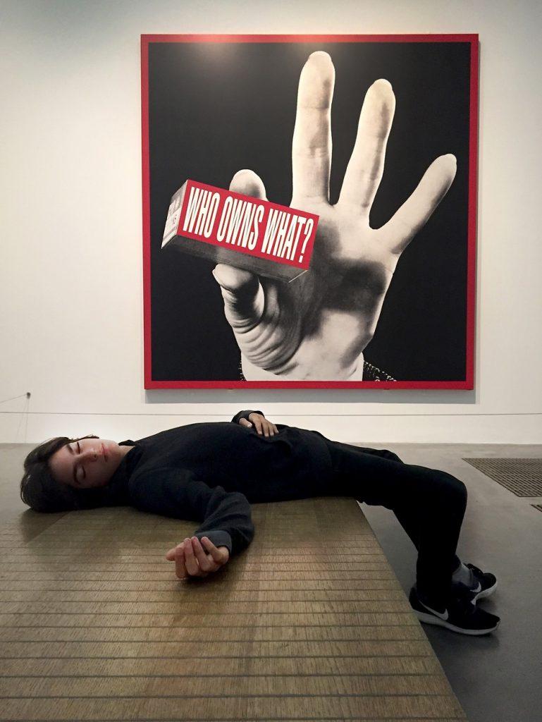 2איריס נשר, ארי במוזיאון טייט מודרן לונדון, 2016