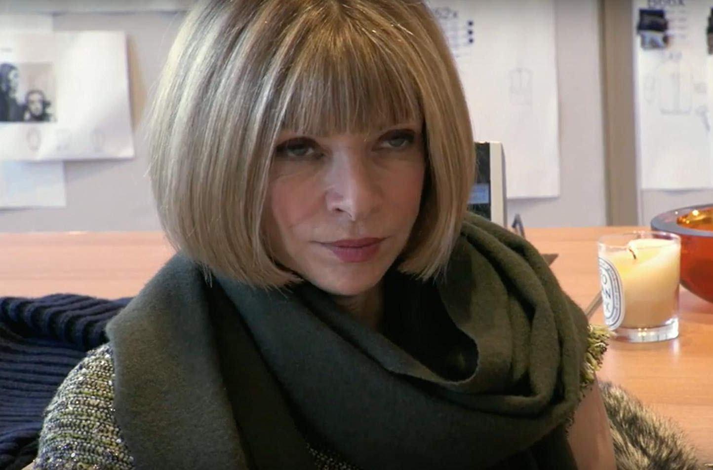 1אנה ווינטור בסרט גיליון ספטמבר