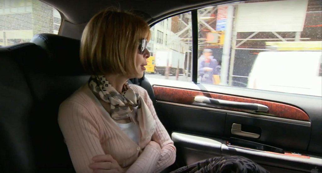 4אנה ווינטור במכונית
