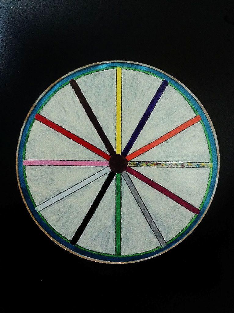 2מעגל הצבעים האינדיאני