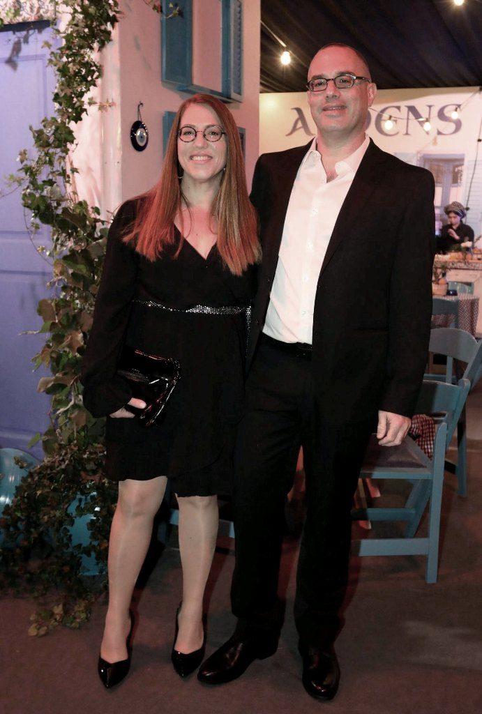 5ליאור טנר ואשתו