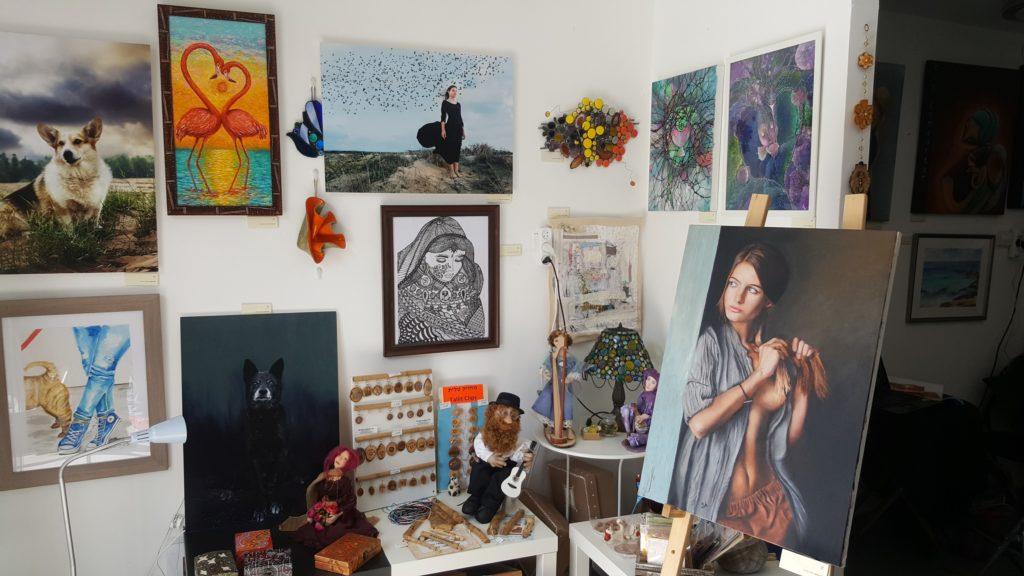 1גלריה לאומנות unity art house צילום גארי רזניקובסקי (4)