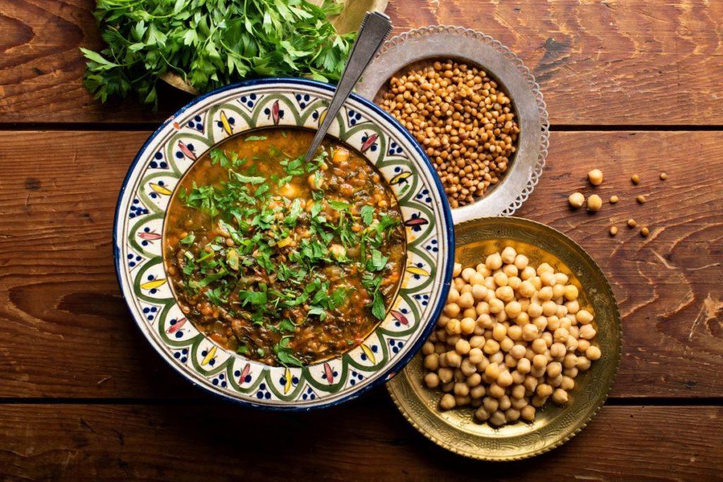 1מרק חרירה מרוקאי מאסטר שף. צילום נמרוד סונדרס