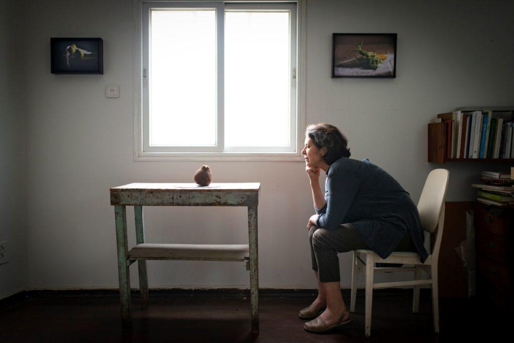 2אוסנת בן דב צלמת מתוך התערוכה בית מלאכתה