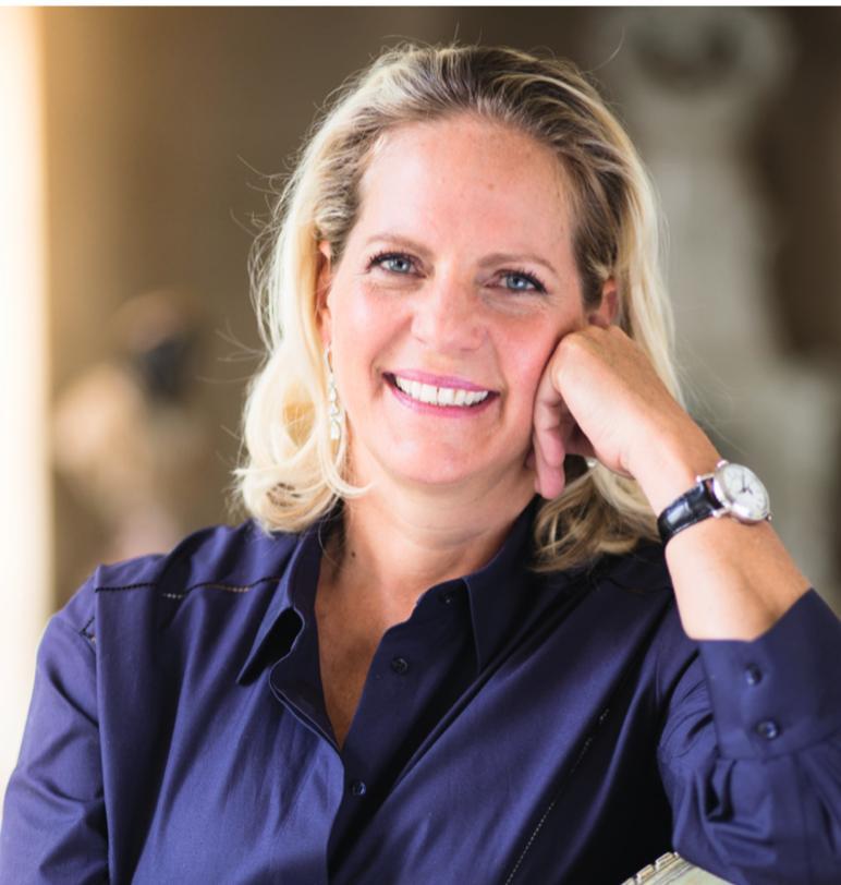 6הברונית אריאן דה-רוטשילד ממשיכה במסורת המשפחתית