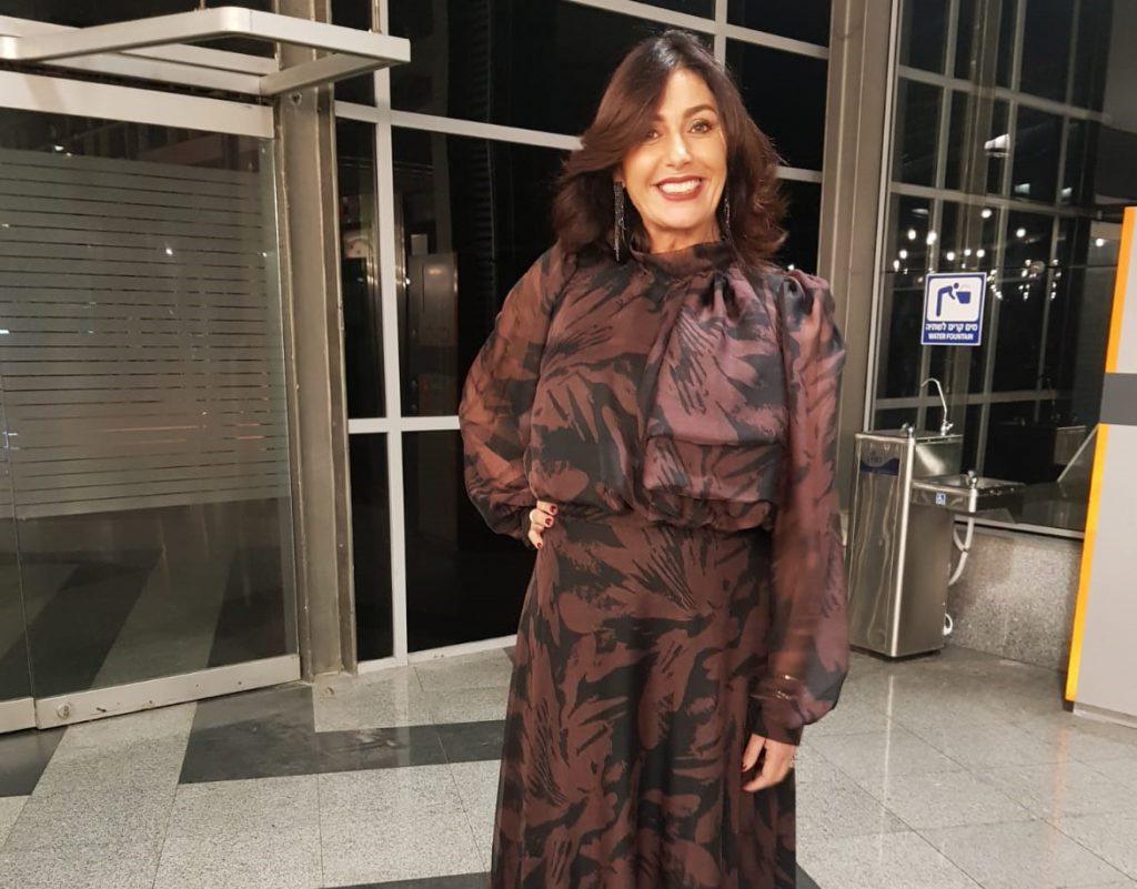 2מירי רגב בשמלה של דרור קונטנטו צילום יחצ מאושר לשימוש